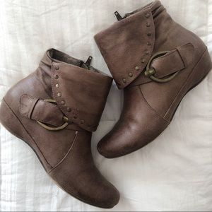 BareTraps Booties / Ankle Boots